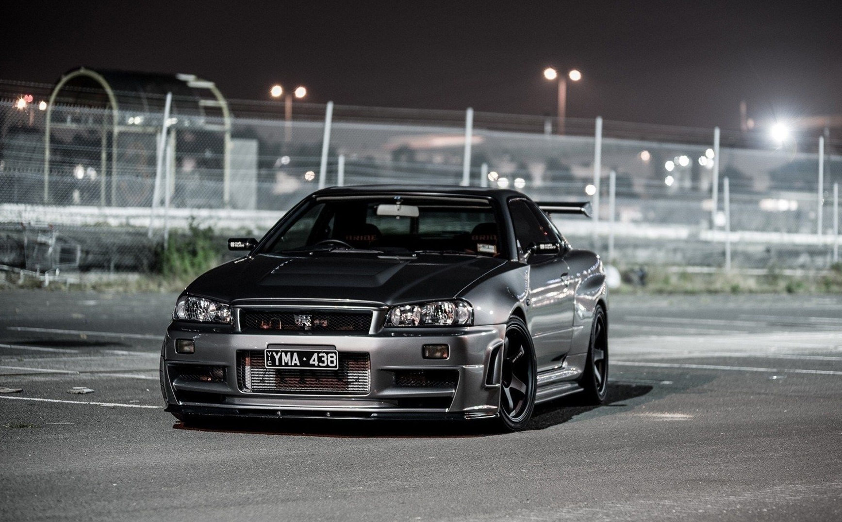 The Godzilla Mobil JDM Legendaris