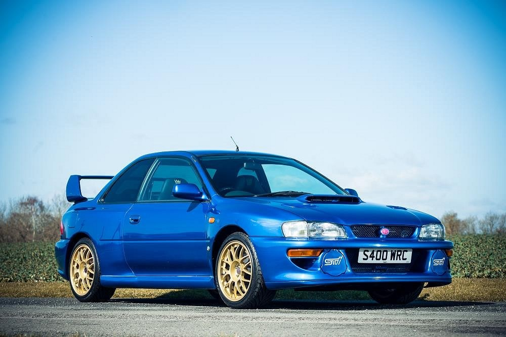 The Best STi of All Time Mobil JDM Legendaris