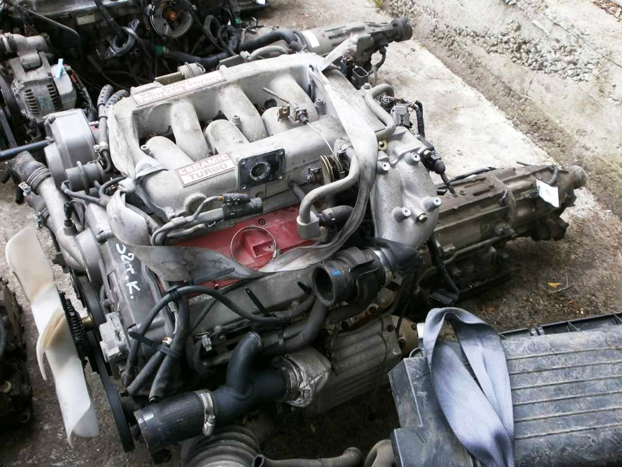 Swap Engine Nissan