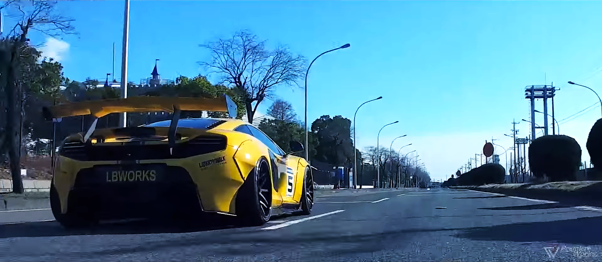 Video Mobil #4: Mobil Sangar Liberty Walk X Fi Exhaust